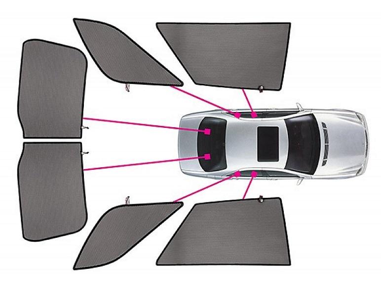 Avtomobilski senčniki ščitijo notranjost vozila pred vdorom močnih sončnih žarkov