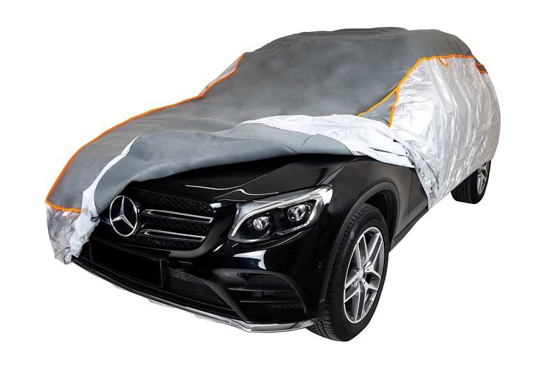 Cerada proti toči za zaščito vašega avtomobila